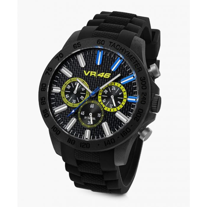 Image for Valentino Rossi black watch