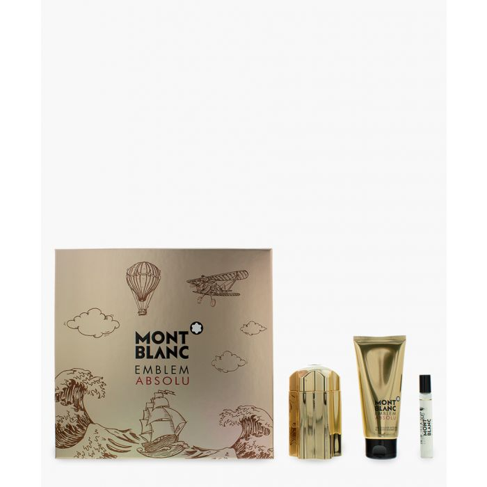 Image for 3pc Man eau de toilette 125ml and deo spray 150ml and shower gel 50ml