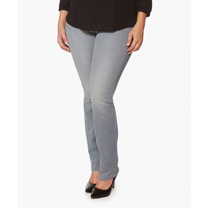 Image for Sheri grey slim jeans