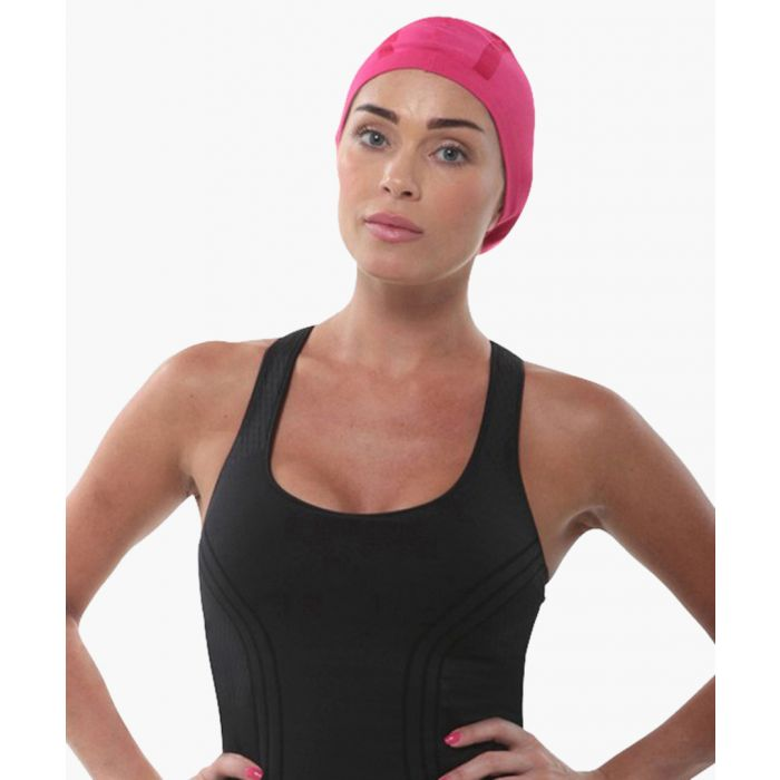 Image for Hot Pink Yoga Cap