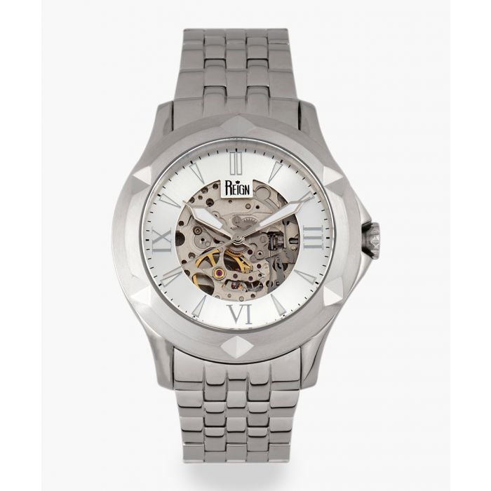 Image for Reign Dantes silver-tone watch