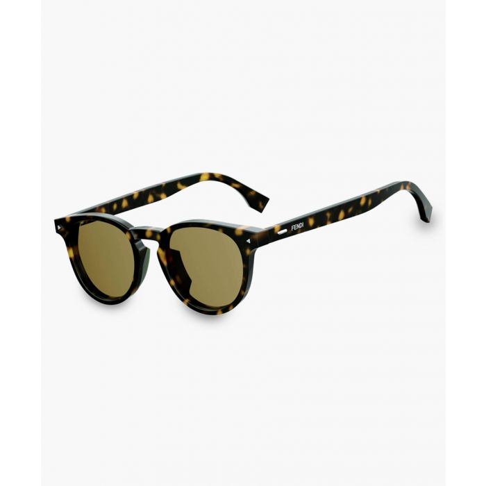 Image for Havana and brown sunglasses