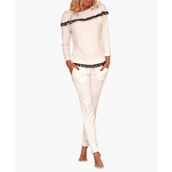 Image for Ecru pyjama set