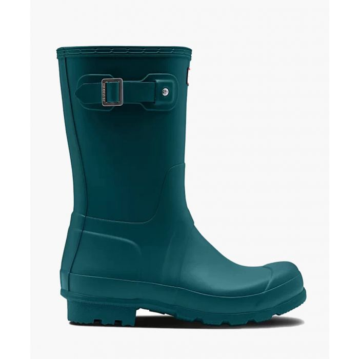 Image for Mens turquoise short boots