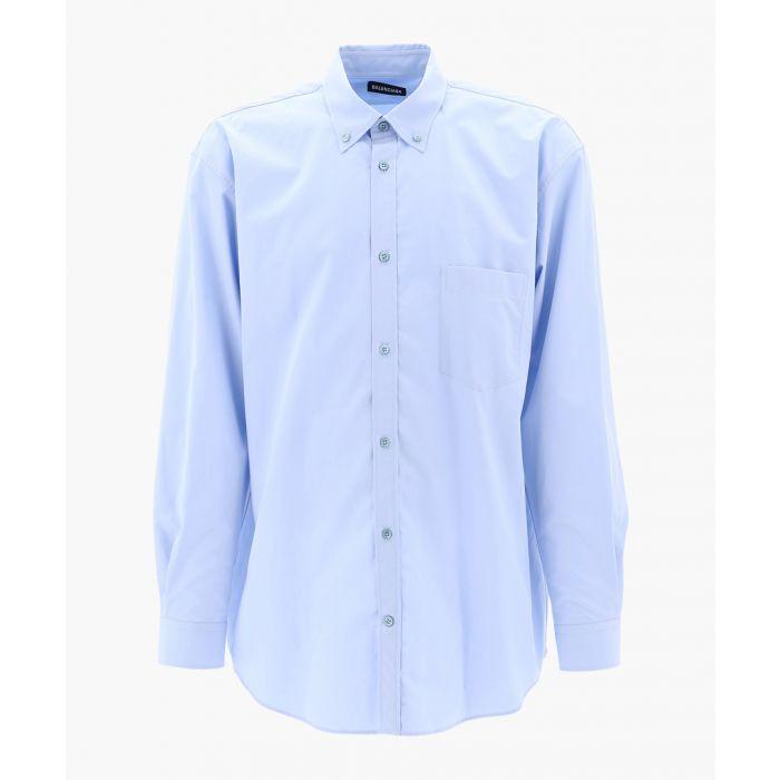 Image for logo shoulder shirt