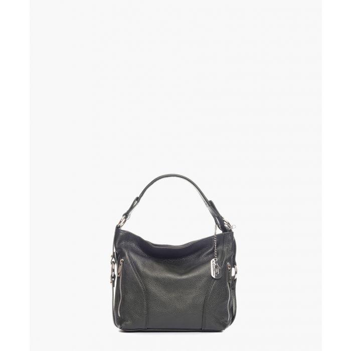 Image for Edera black shoulder bag