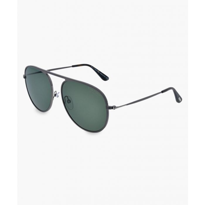 Image for Jason-02 grey sunglasses