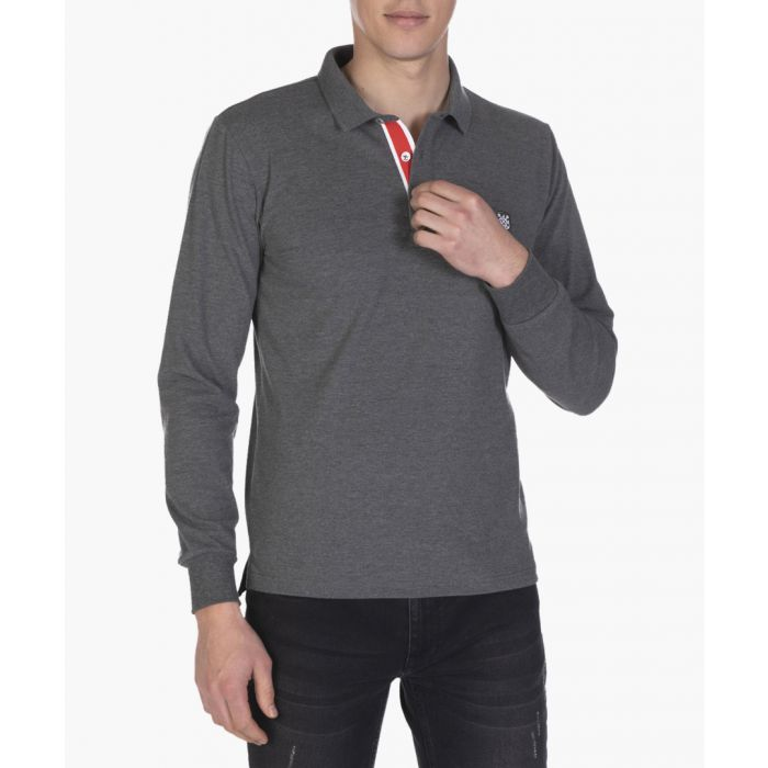Image for Anthracite polo shirt