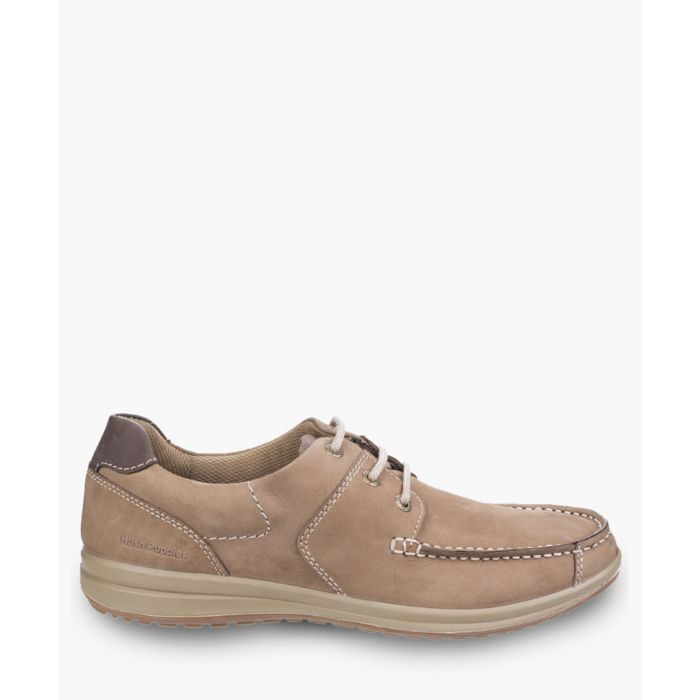 Image for Mens taupe causal shoes