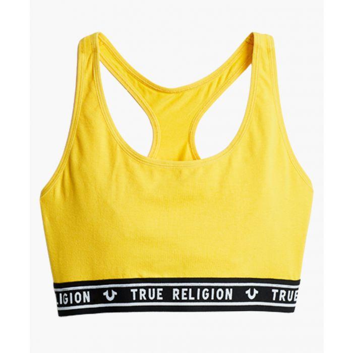 Image for True Religion YELLOW Lingerie & Underwear