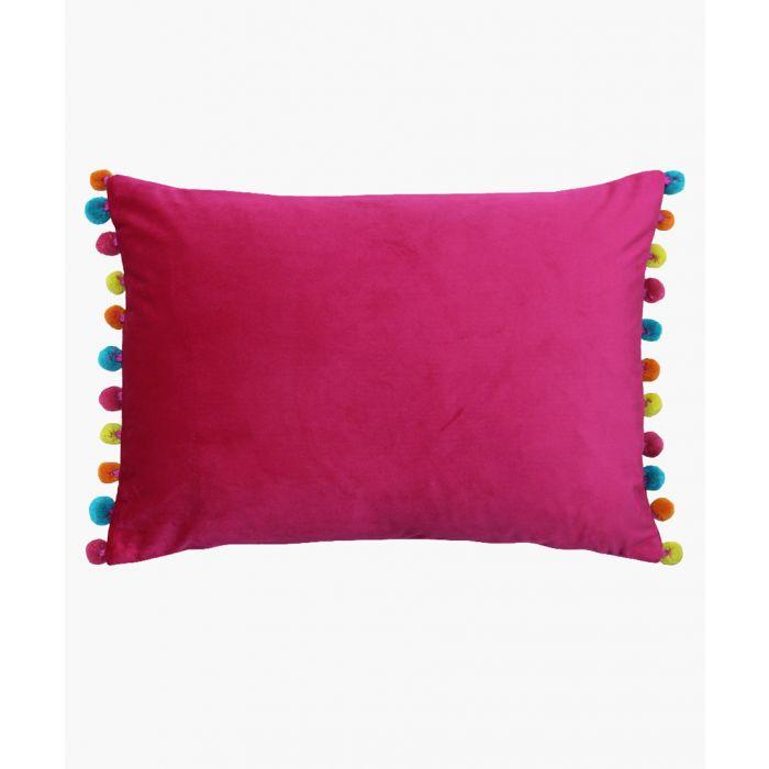 Image for Fiesta multi-coloured cushion 35x50cm