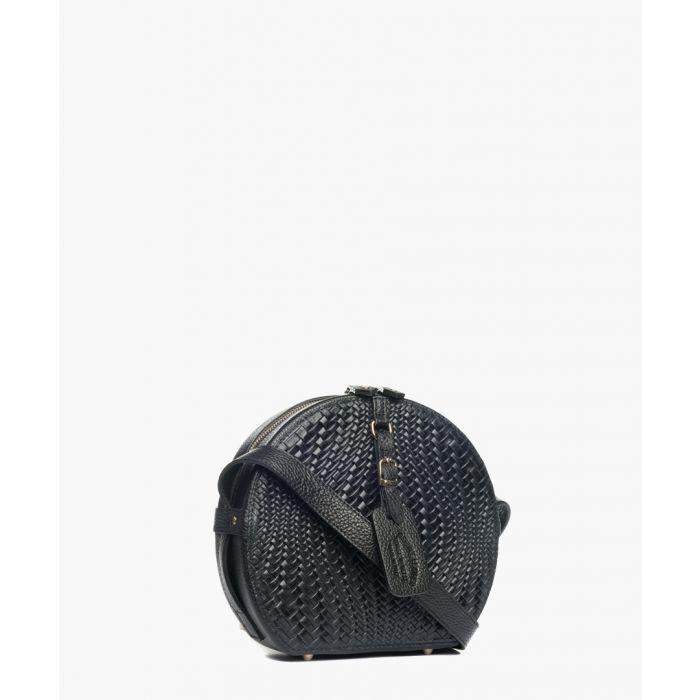 Image for Monte Sirente black leather crossbody