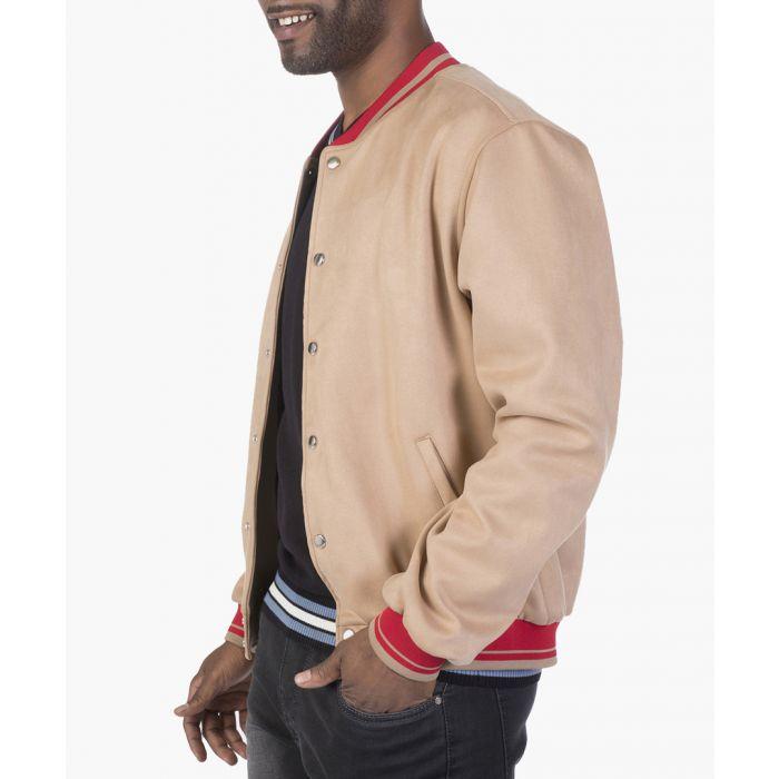 Image for Grey spring nubuck jacket
