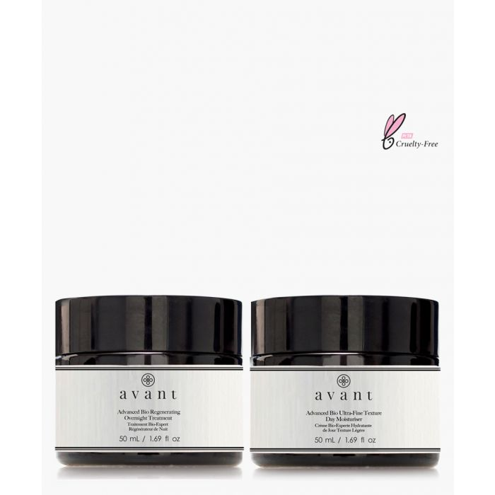 Image for 2pc advanced bio ultra-fine texture day moisturiser and overnight treatment