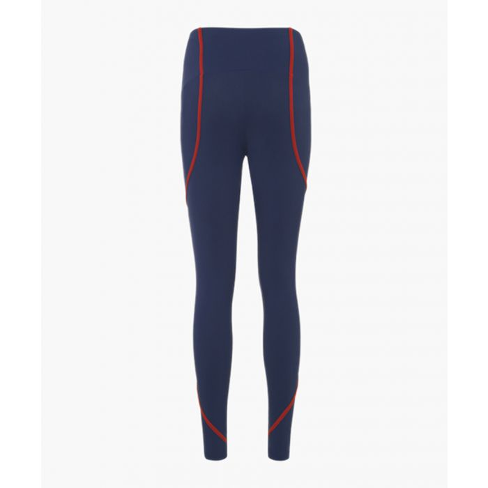 Image for Iris blue and red leggings