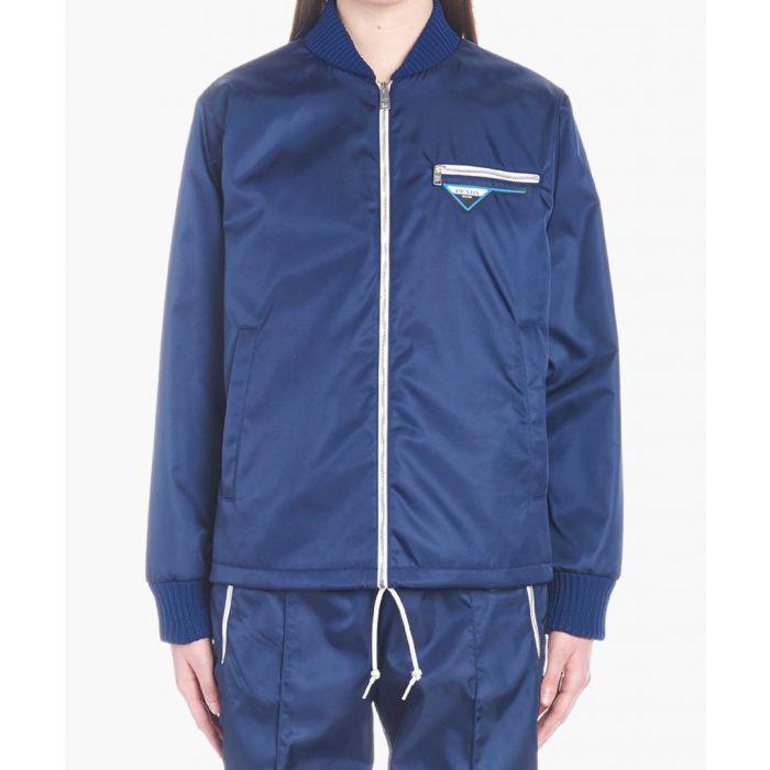Image for Blue jacket