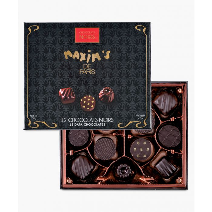 Image for Noir dark chocolate selection 120g