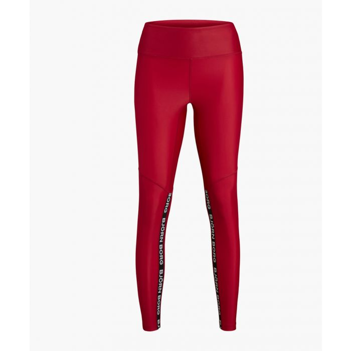 Image for Women's red logo leggings