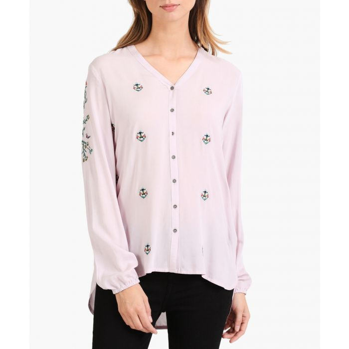 Image for Light lilac top