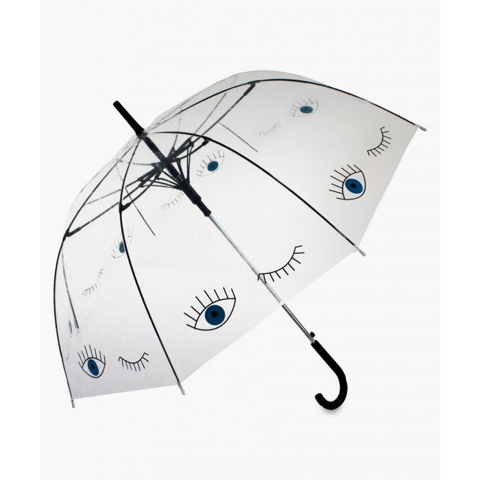 Image for Blue eyes transparent umbrella