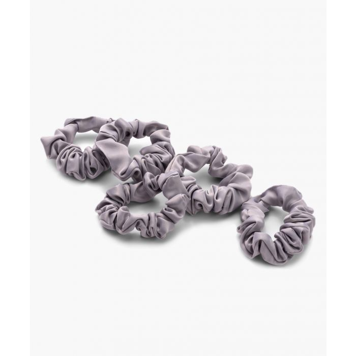 Image for 5pc Silky sleep scrunchies