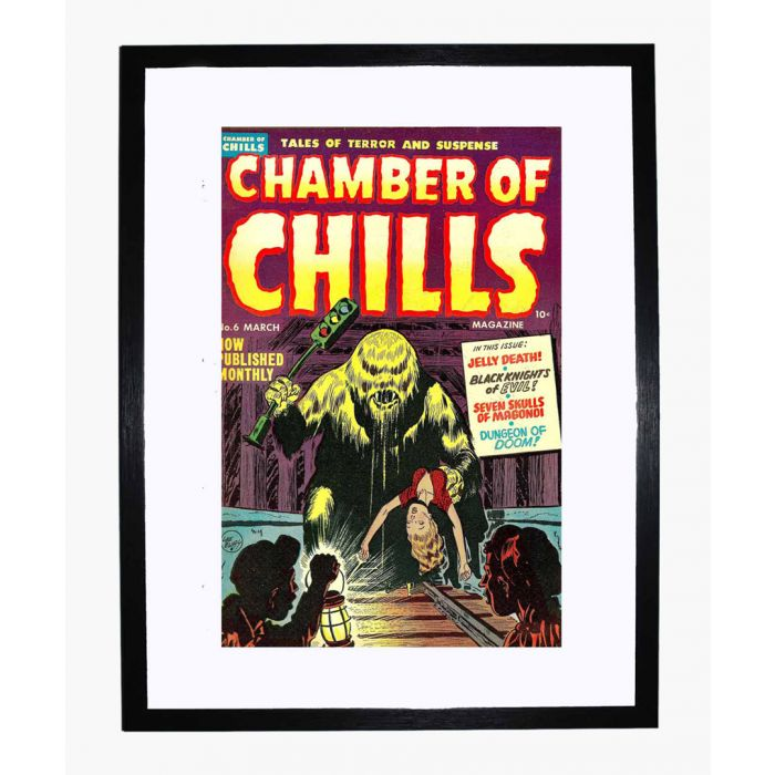 Image for Chamber of Chills 06 framed print