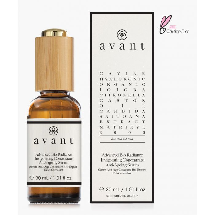 Image for Advanced bio radiance invigorating concentrate serum