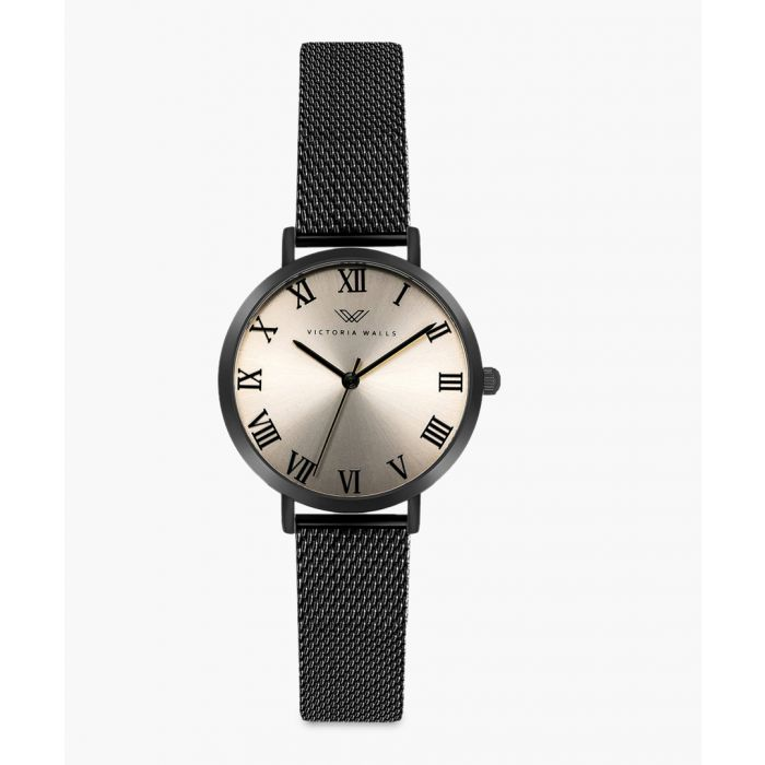 Image for Cabrini stainless steel analogue watch