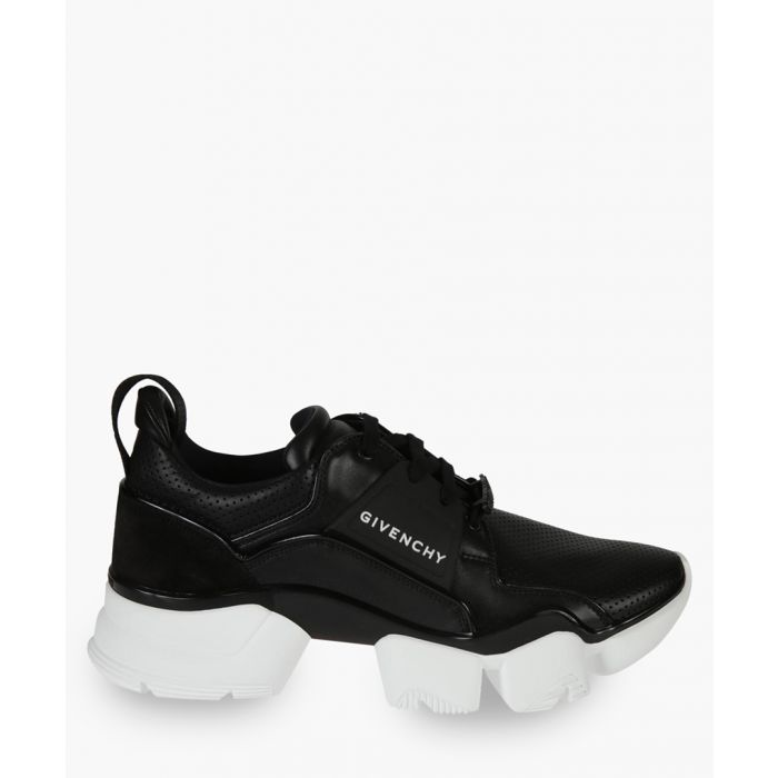 Image for jaw low sneakers in perforated leather