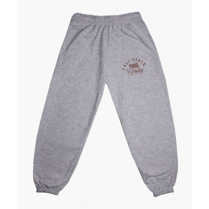 Image for Varsity Cali State grey joggers