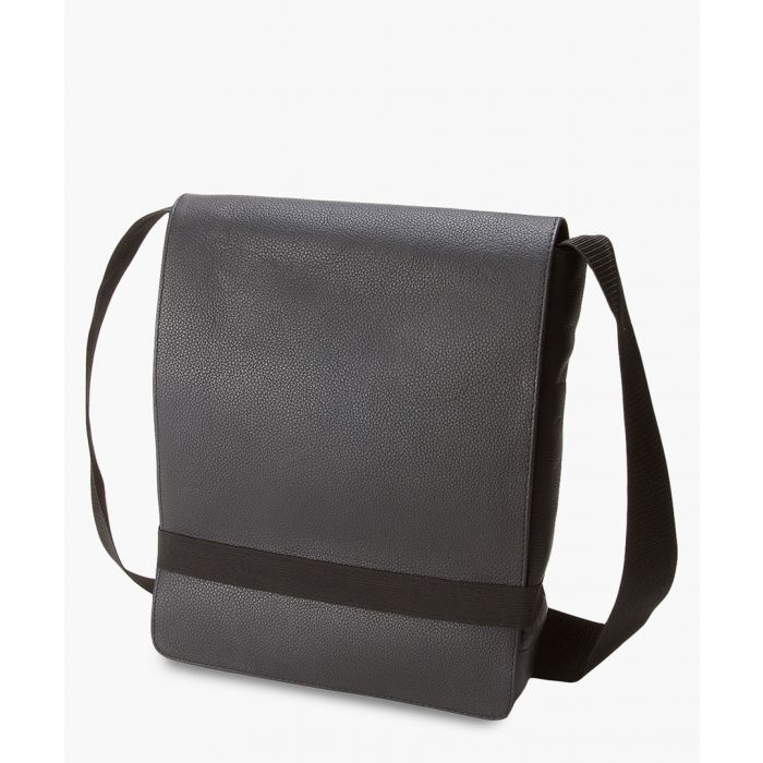 Image for Classic  leather reporter bag