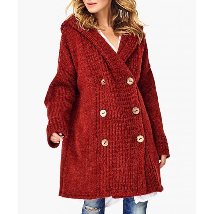 Image for Beetroot wool blend jumper