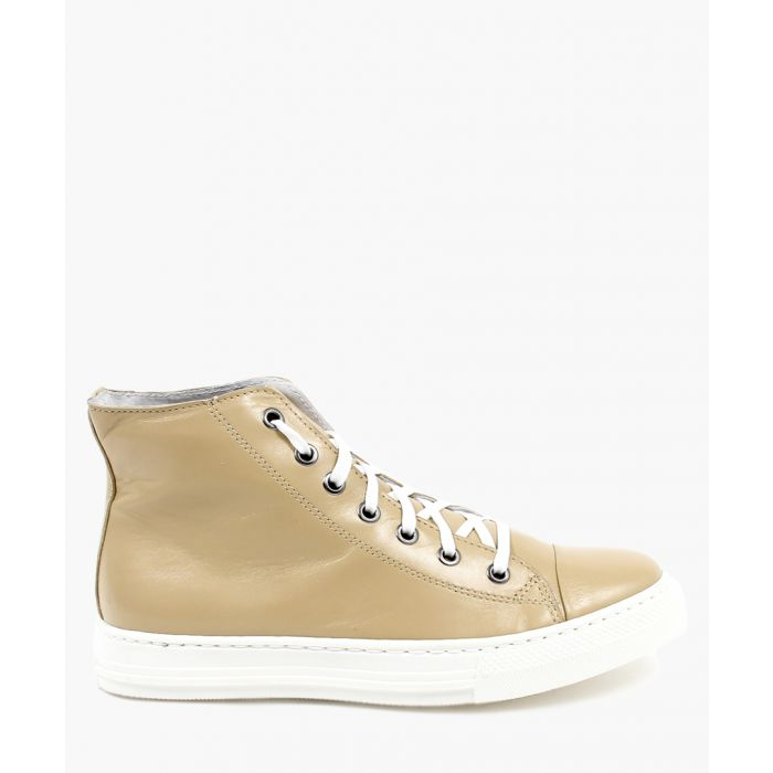 Image for Beige trainers