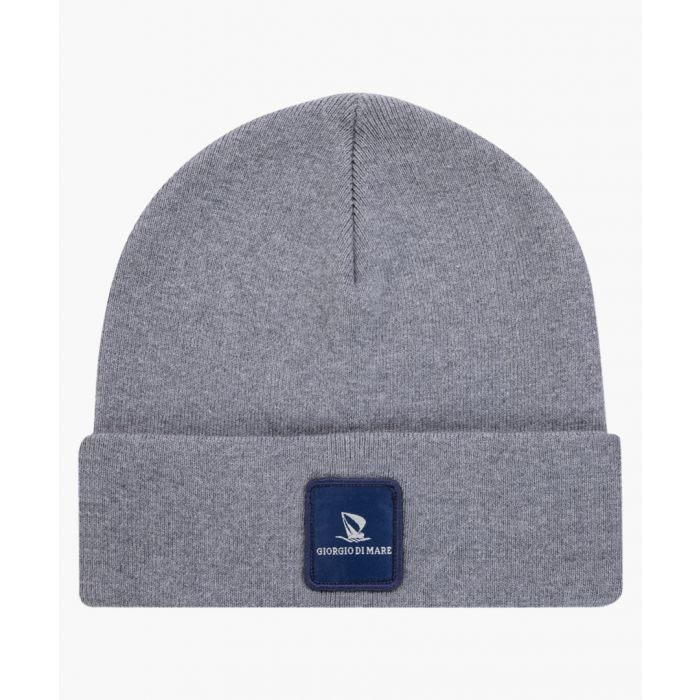 Image for Anthracite pure cotton hat