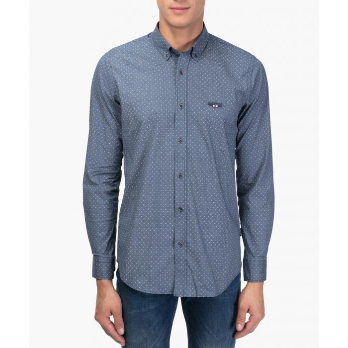 Image for Kamza stretch cotton shirt