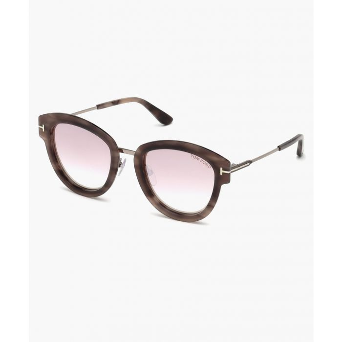 Image for Mia brown sunglasses