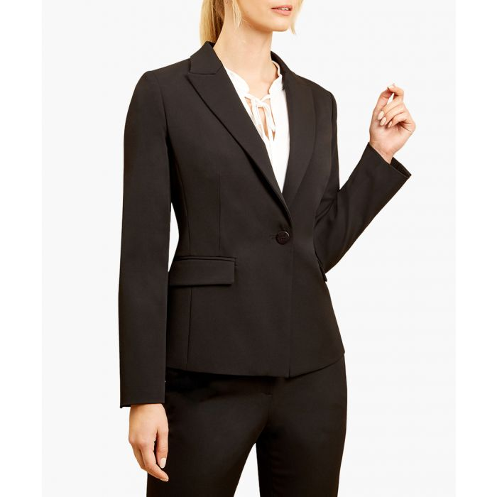 Image for Raye black petite jacket