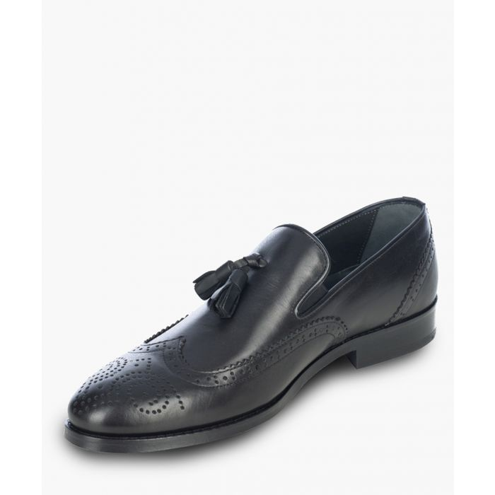 Image for Boet leather loafers