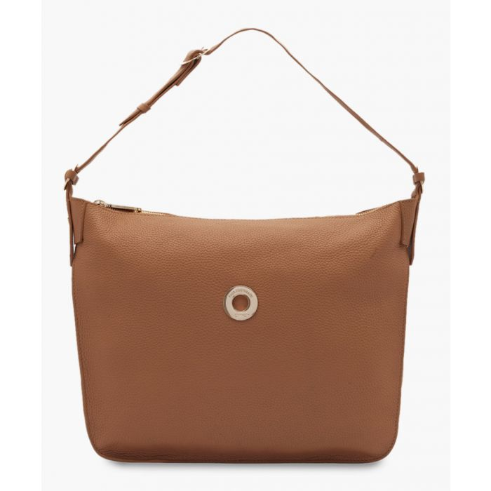 Image for Tagus tan leather bag