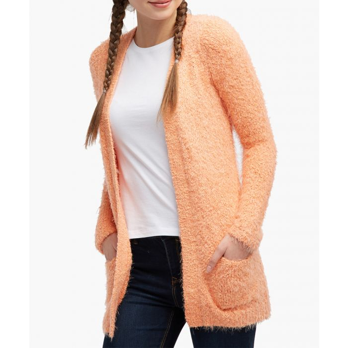 Image for Peach cardigan