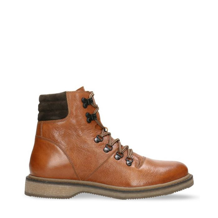 Image for tan leather work boots