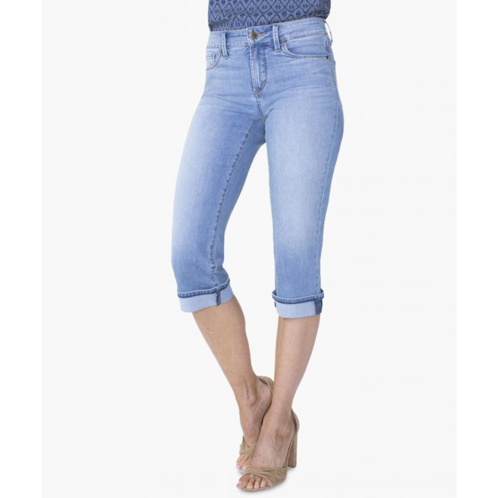Image for Marilyn pampelonne straight crop jeans