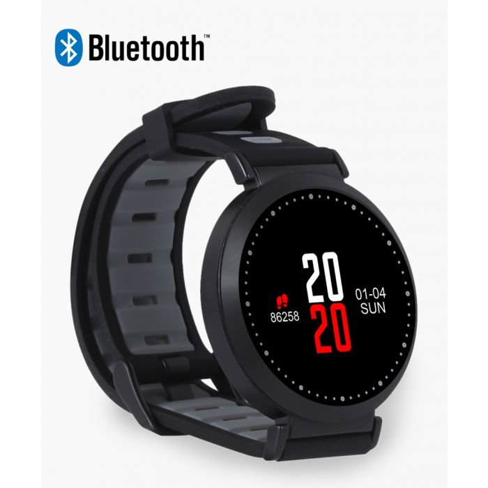 Image for Black bluetooth smartwatch