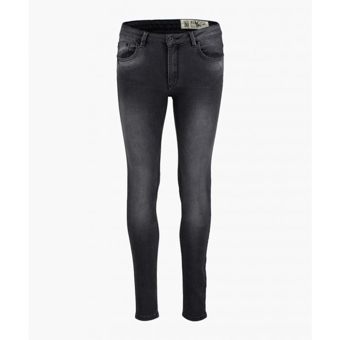 Image for Washed grey judas lacrimal jeans