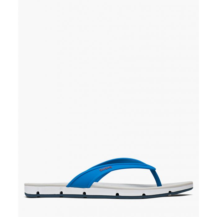 Image for Breeze blue and white sandals