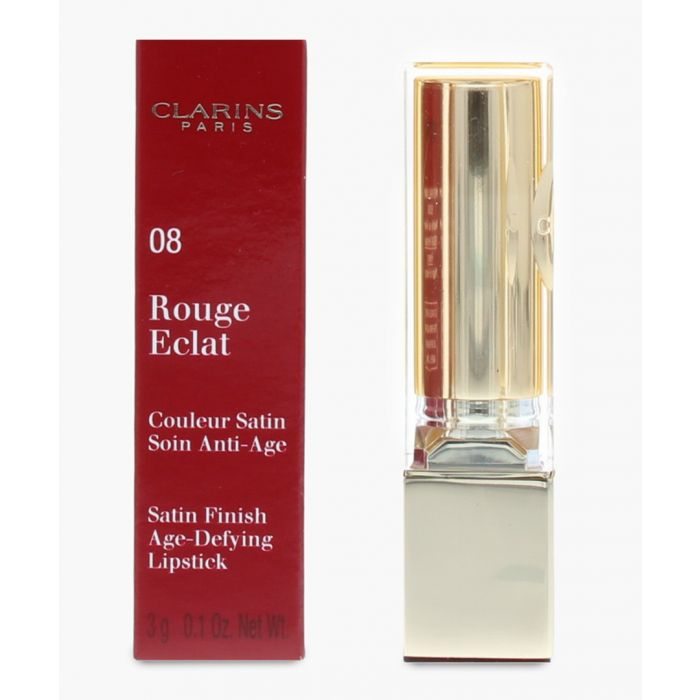 Image for 08 coral pink rouge eclat lipstick