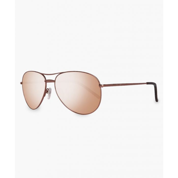 Image for Carter gold-tone sunglasses