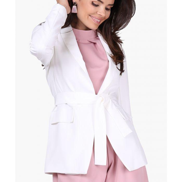 Image for Ecru Woven Jacket