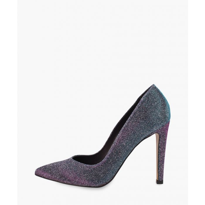 Image for Multi-coloured leather heels