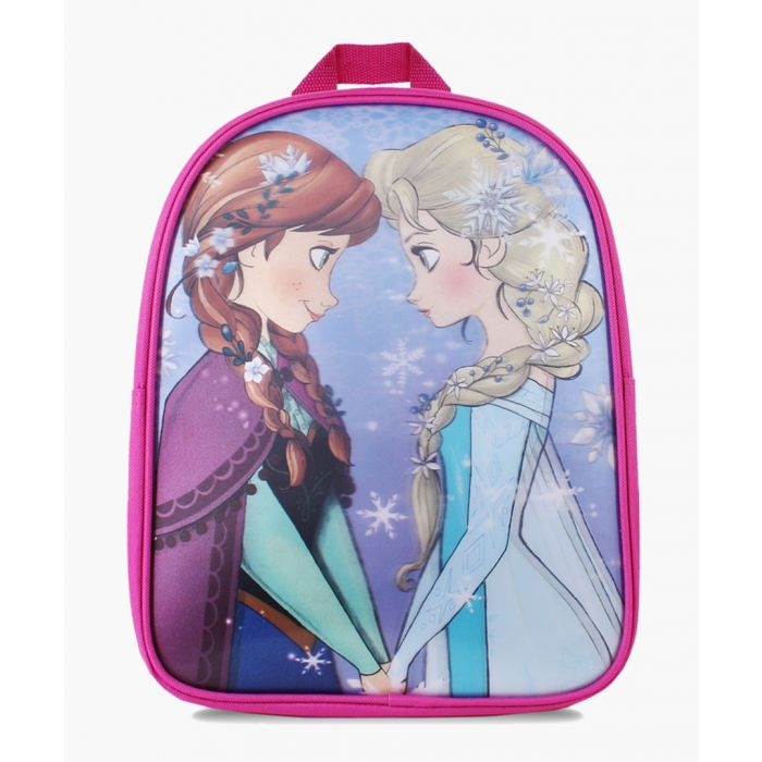 Image for Frozen pink backpack